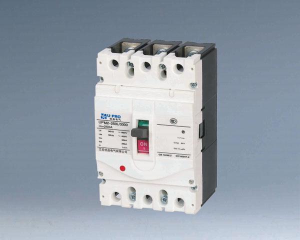 UPM系列塑料外壳式断路器