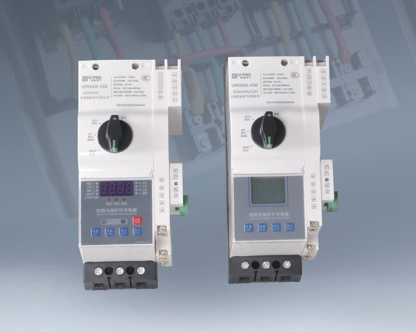 UPREKB系列控制与保护开关电器