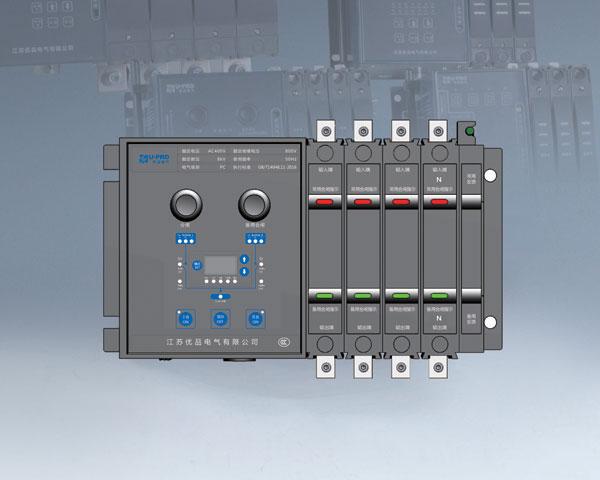 UPREKQ3系列双电源自动转换开关