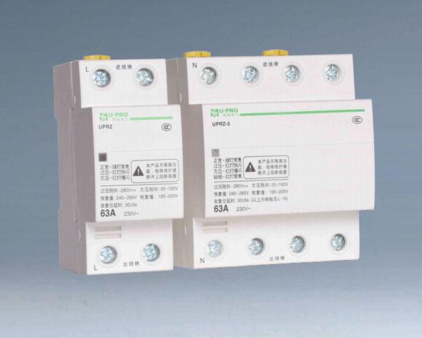 UPRZ系列自恢复式过欠压保护器