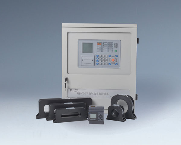 UPTR1剩余电流式电气火灾监控探测器 - 分体式