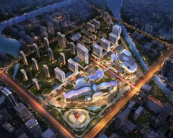 国家(青岛)通信产业园利群项目