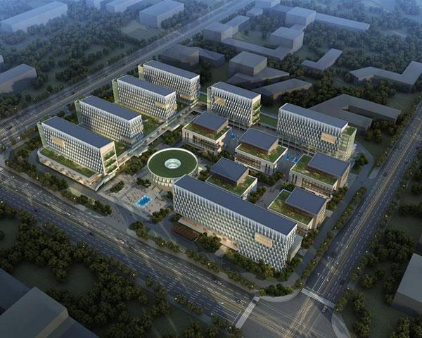郑州恒丰科创中心
